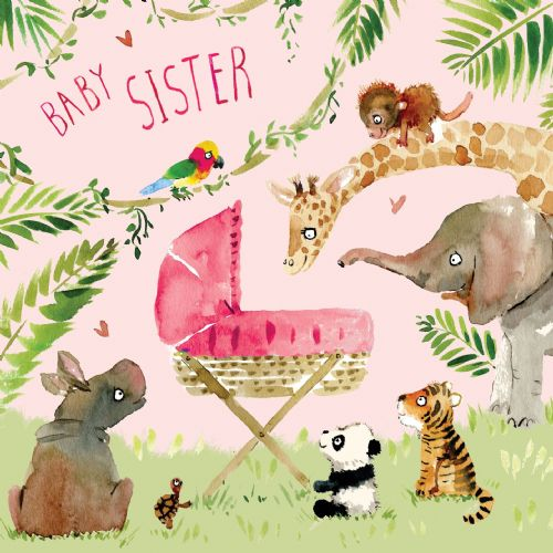 FIZ9 - Baby Sister Card